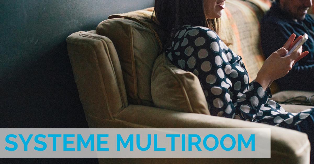 ecouter de la musique dans toutes les pi ces de sa maison avec un syst me audio multiroom. Black Bedroom Furniture Sets. Home Design Ideas