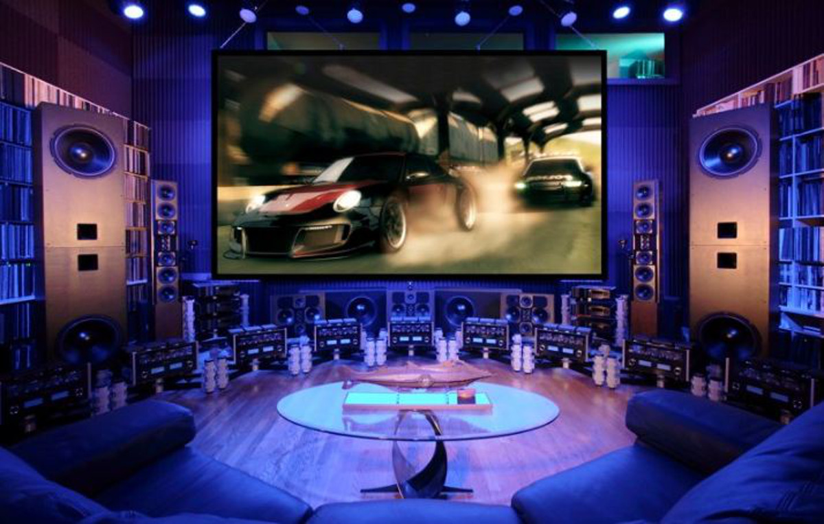 Home cinema plus cher du monde