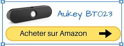 Enceinte portable aukey