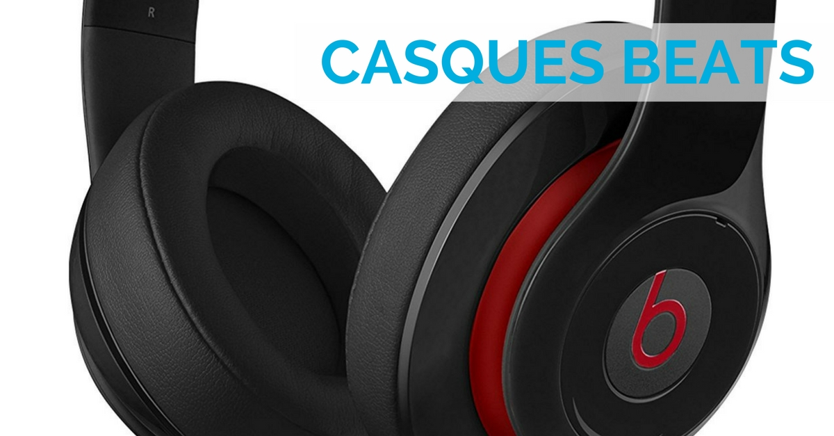 comparatif casques beats