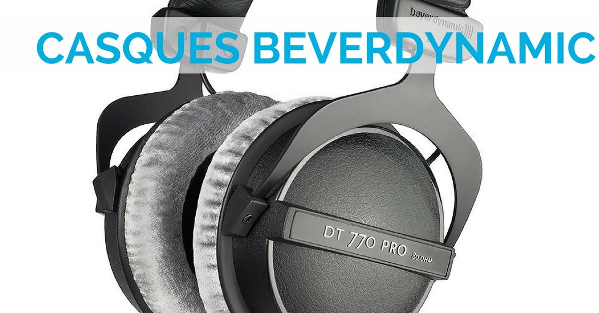 casques audio beyerdynamic dt 770 dt 990 pro ou custom. Black Bedroom Furniture Sets. Home Design Ideas