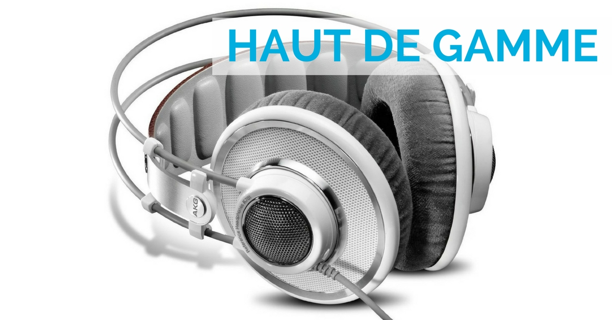 Meilleur Casque Haut De Gamme Beats Studio Ultrasone Pro 900 Ou