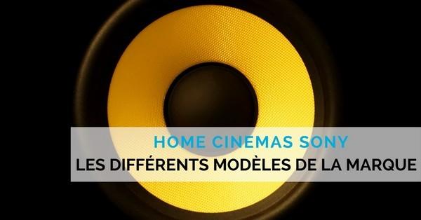 home-cinemas sony