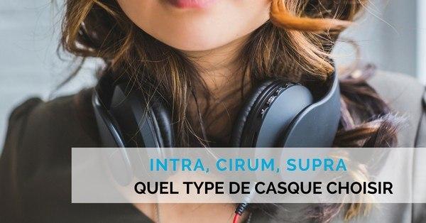 types de casque audio