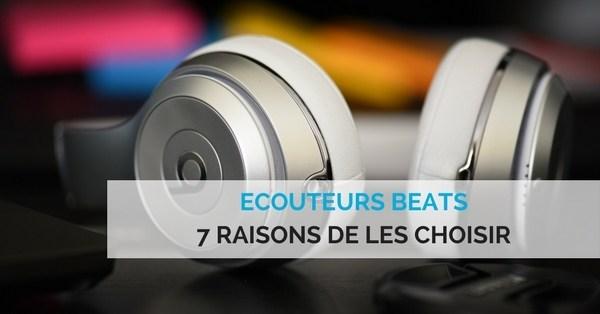 choisir écouteurs beats